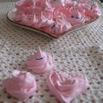 Le meringhe delle principesse rosa