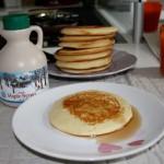 Dei pancakes tunisini e di quelli americani
