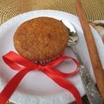 Christmas is coming: muffin arancia e cannella!