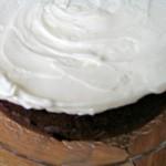 Chocolate Guinness cake, per veri uomini duri (e per donne incinta con lo stomaco di ferro)