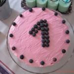 La storia di un grande amore: la torta di carote per il tuo primo compleanno