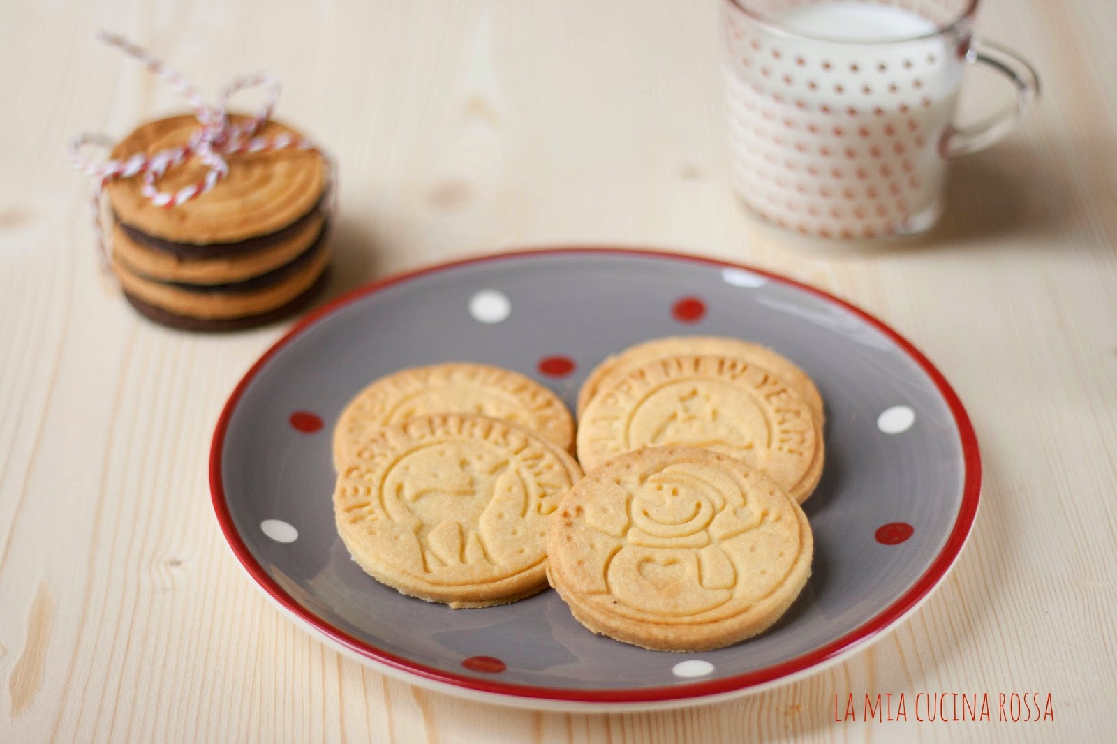 Frollini alla vaniglia, ovvero i biscotti di Natale più belli (e buoni) del mondo