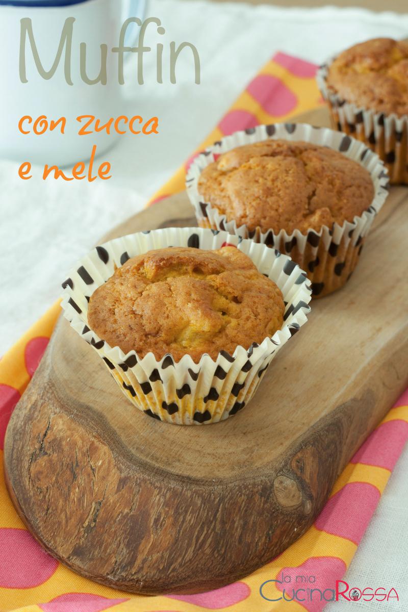 muffin zucca e mele-2