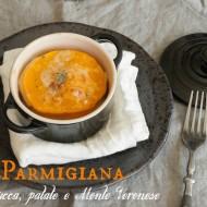 Parmigiana di zucca, patate e Monte Veronese