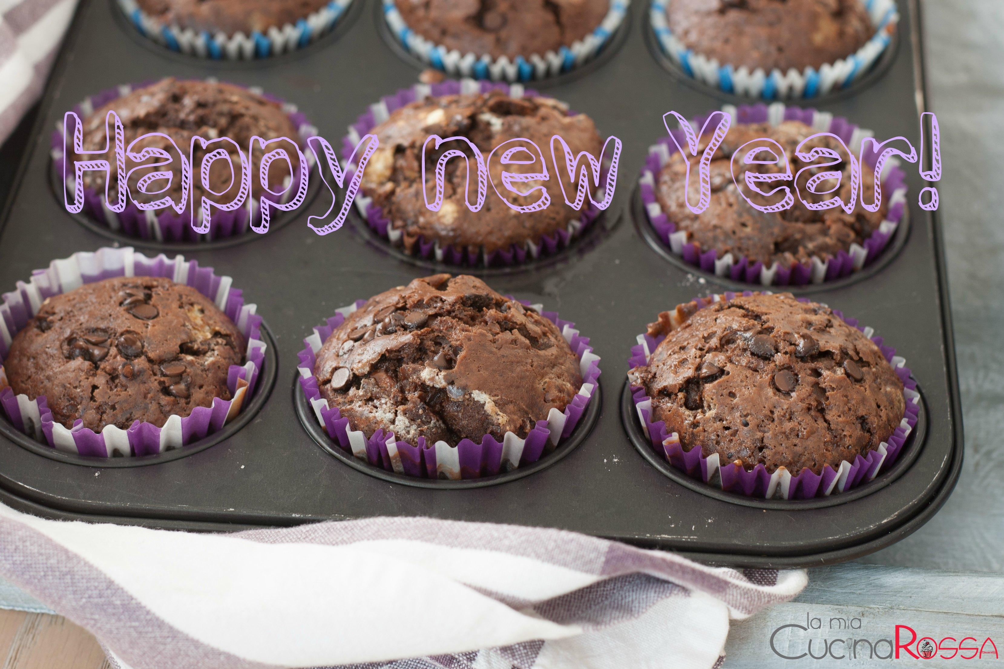 muffin al cioccolato_