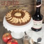 Torta di mele caramellate al Calvados, ovvero LA torta di mele