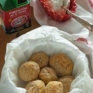 Polpette di ricotta, zucchine e paprika affumicata