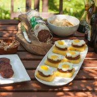 Polenta e salame, la mia proposta per il contest Clai
