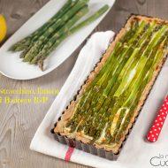 Quiche con stracchino, limone e asparagi di Badoere IGP