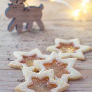 Biscotti di vetro e i miei auguri per un 2018 brillante