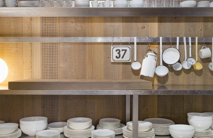 L'ambiente, nuovo negozio di arredamento e design a Cortina