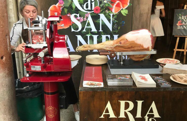 Aria di San Daniele a Verona