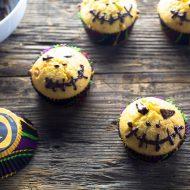 Muffin facilissimi alla zucca e cioccolato per Halloween